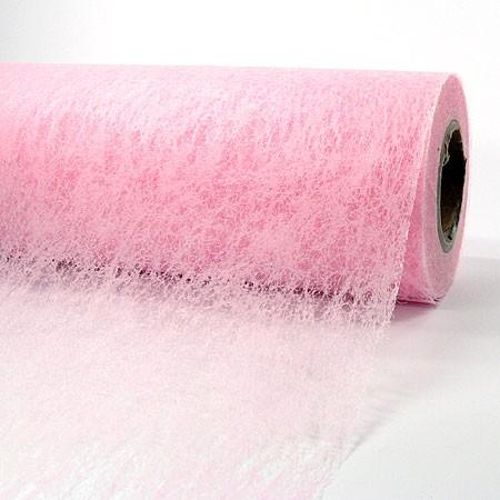Dekovlies, 230mm breit / 20m-Rolle, rosa