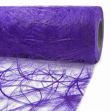 Sizoweb, 30cm breit / 25m-Rolle, dunkellila