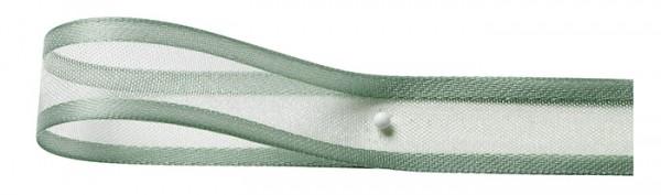 Florband: 15mm breit / 25m-Rolle, mintgrün