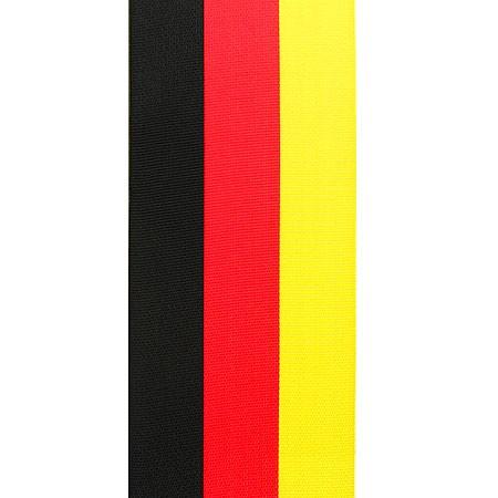 Nationalband Deutschland, 15mm breit / 25m-Rolle