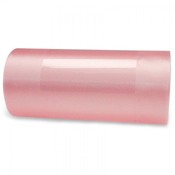 Satinband-Adria, Tischband: 200mm breit / 7m-Rolle, rosa.