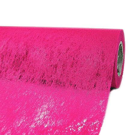 Dekovlies: 230mm breit / 20m-Rolle, pink