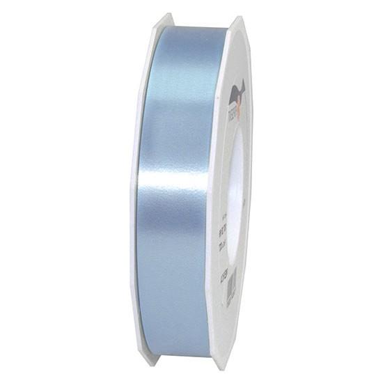 Polyband-AMERICA: 25mm breit / 91m-Rolle, hellblau.