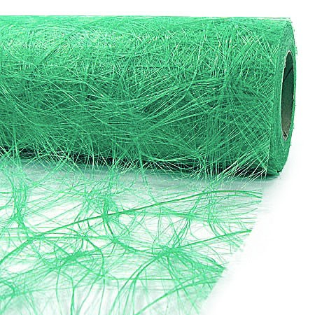 Sizoweb, neongrün: 30cm breit, 25m-Rolle