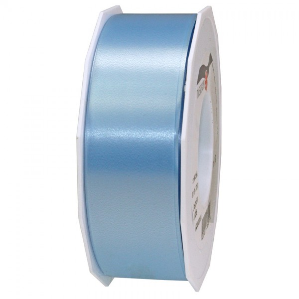Polyband-AMERICA, hellblau: 40mm breit / 91m-Rolle.