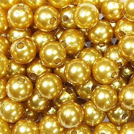 Deko-PERLEN gold