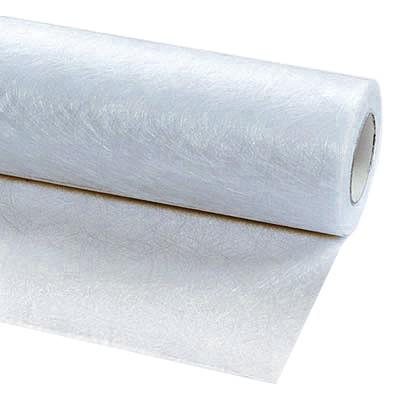 Sizoflor-Dekovlies: 300mm breit / 25m-Rolle, weiss